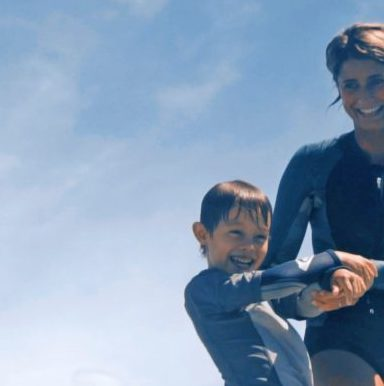 Longboarding Icon Belinda Baggs Might Be the Perfect Surf Mom