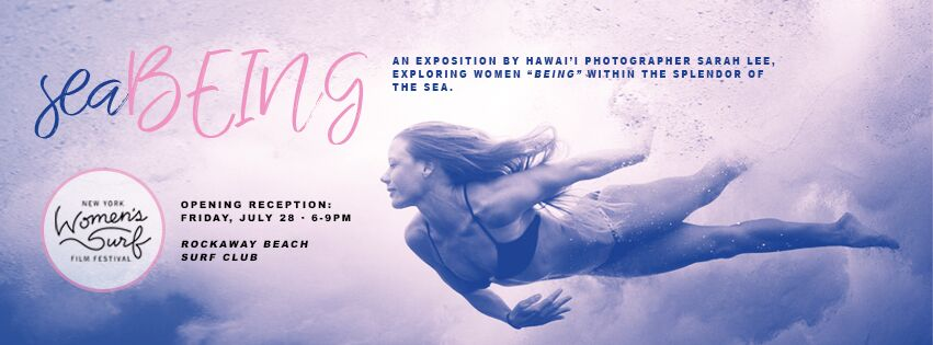 seaBEING sarah Lee ny womens surf film festival