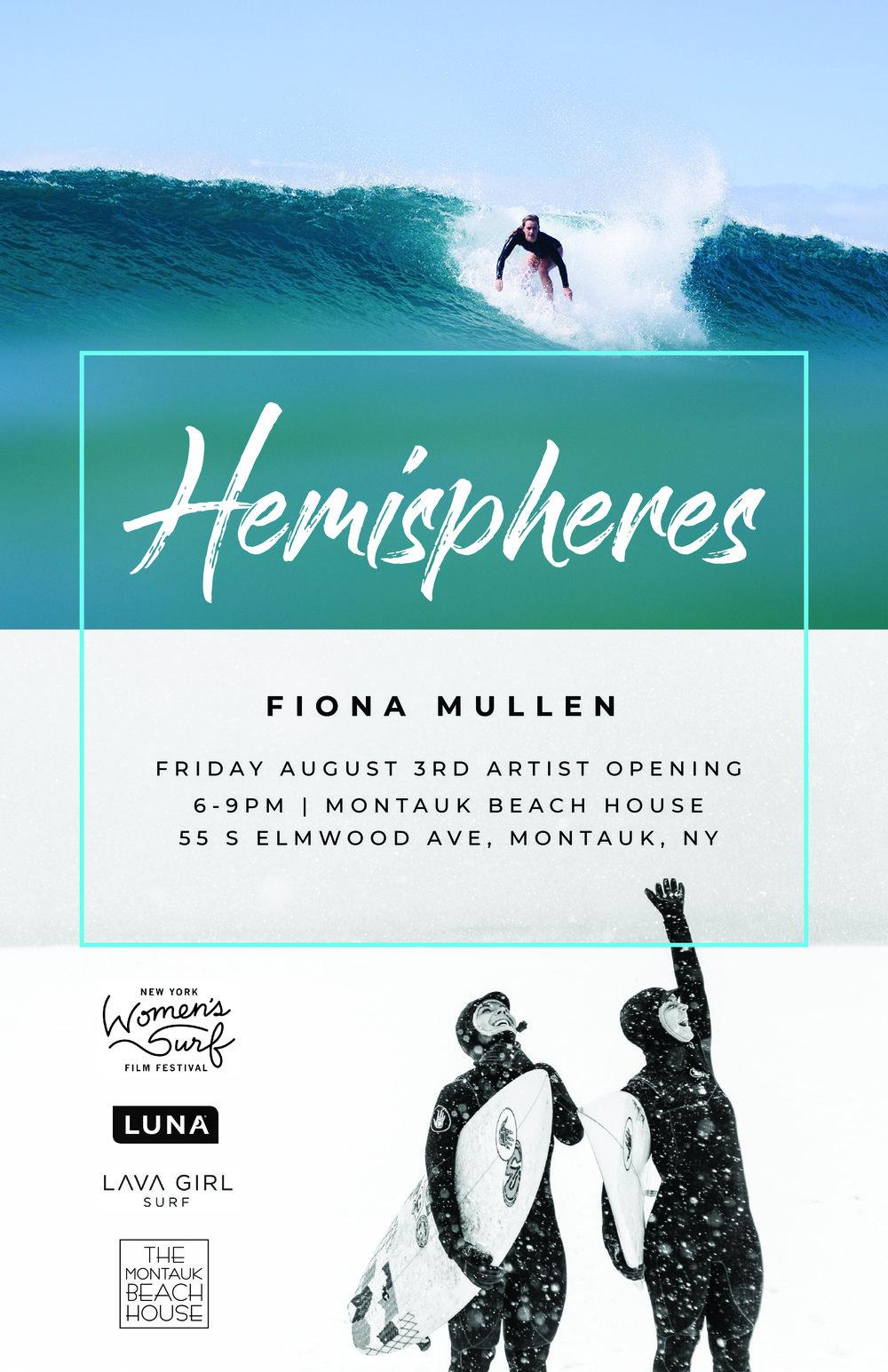 Fiona Mullen Poster