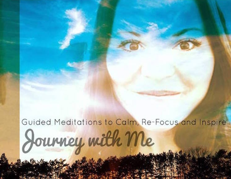 DOWNLOAD Guided Meditations  - Purchase my new album today for just $9.99 via iTunes (and available on Spotify!), included short Guided Meditation tracks to help you get through the daily struggle (Cue Traffic, Work Frustrations, Rowdy Kids, Prickly Relationships, Insomnia, etc.)
