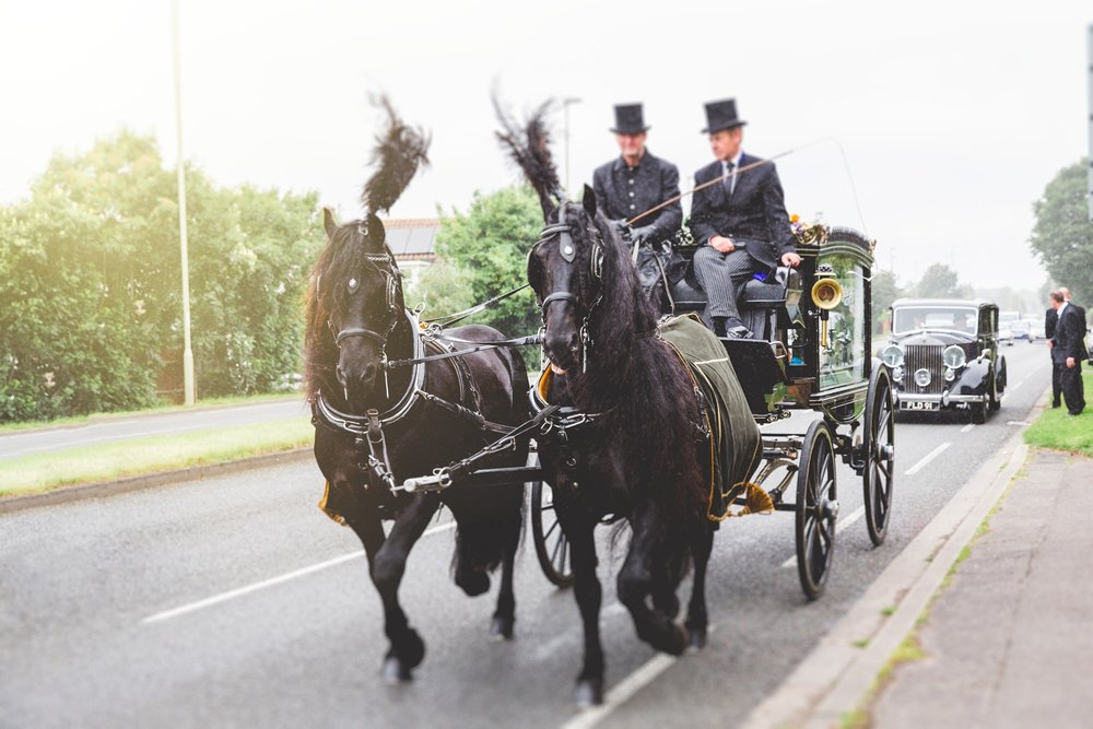 Funeral Photographers london