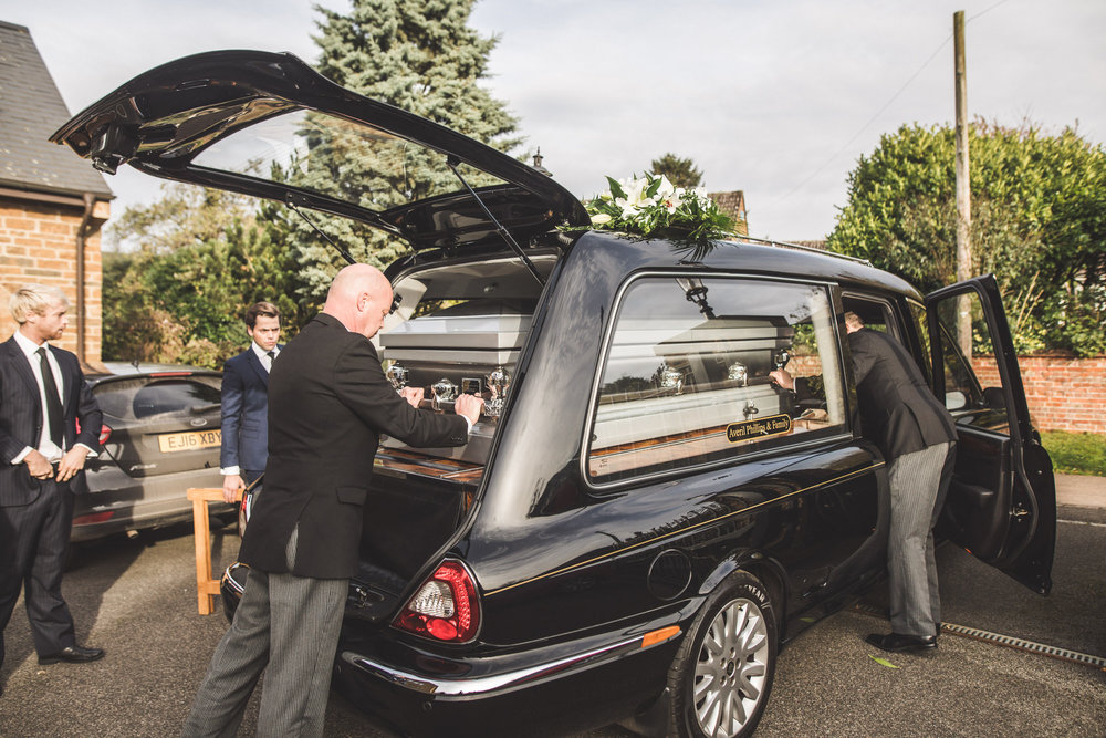 Funeral Photography