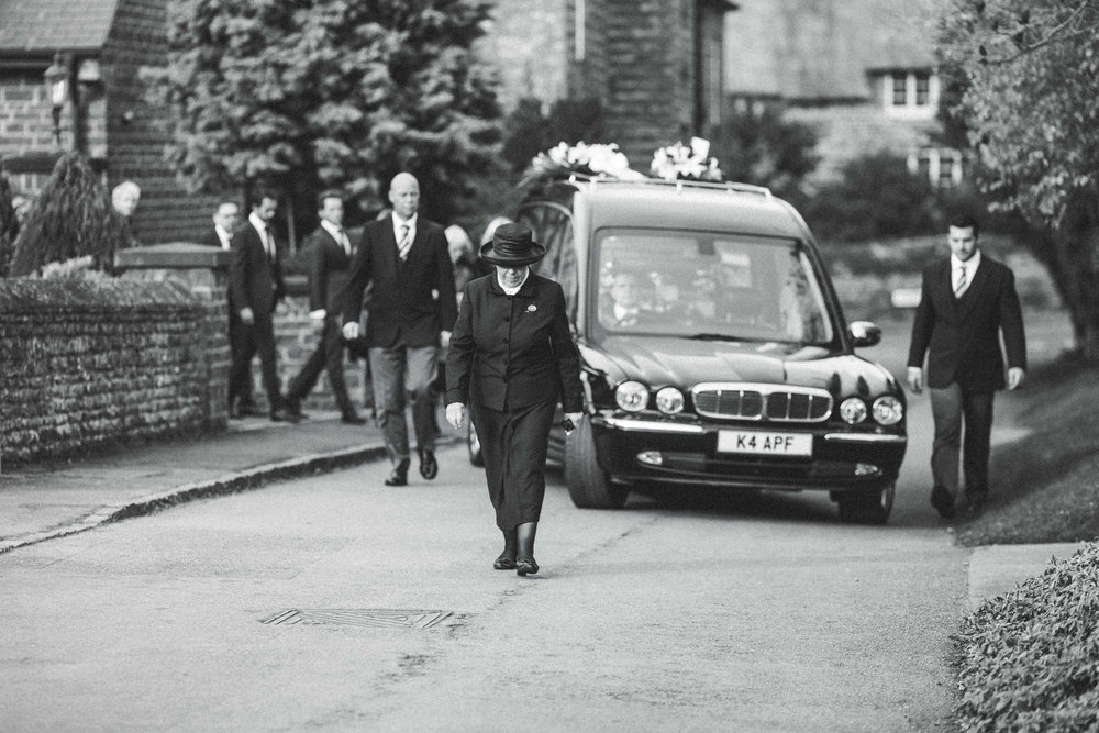 Funeral Photography Northampton