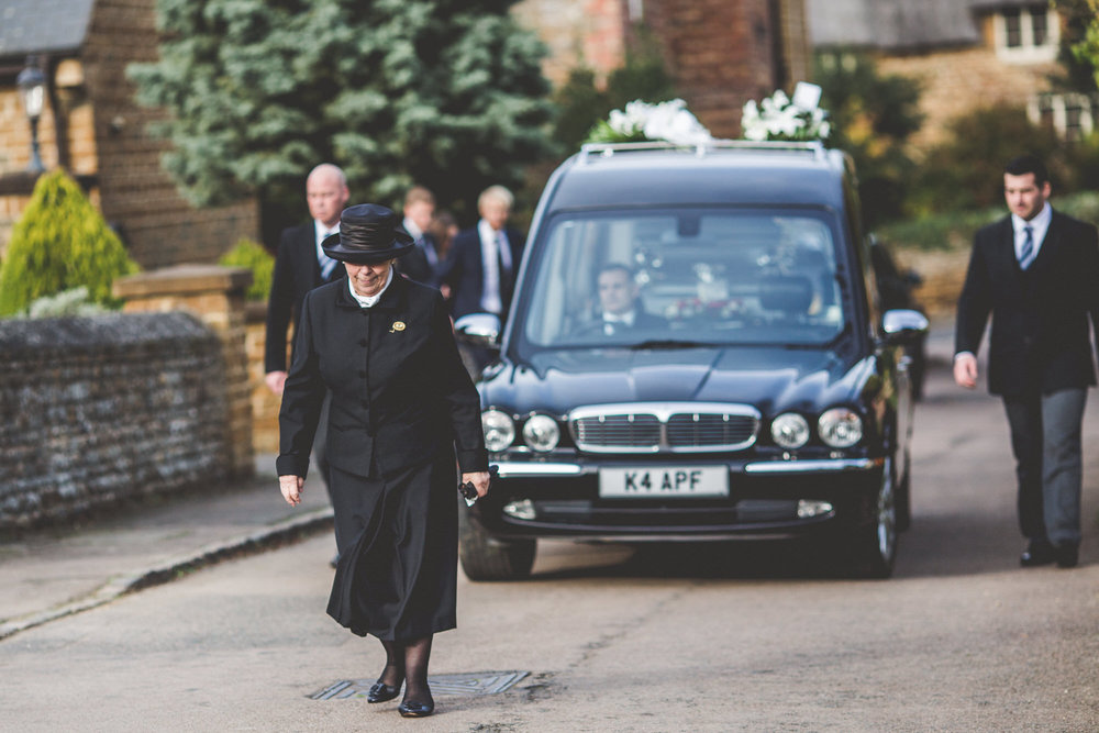 Funeral Photographers Northampton