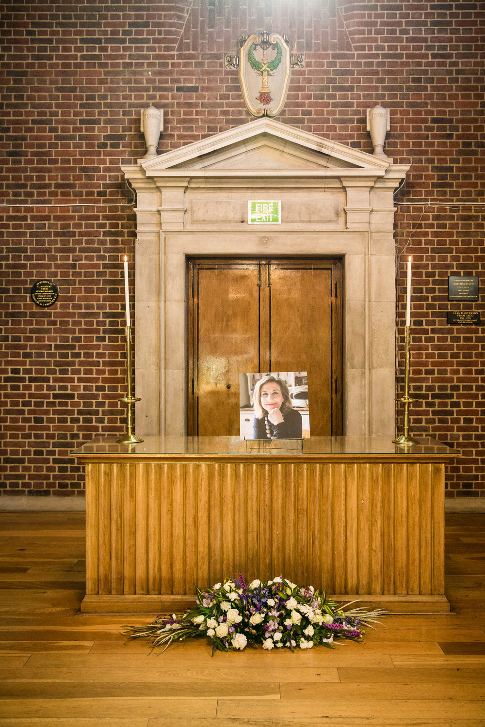 Lauderdale House and St Marylebone Crematorium Funeral Photographer