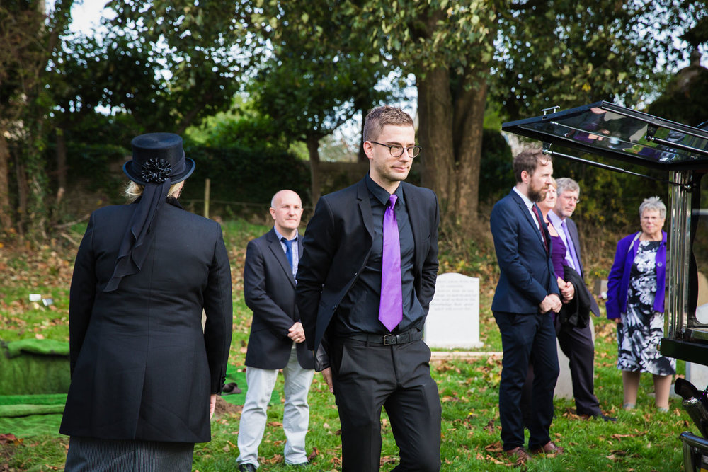 Funeral Photographer