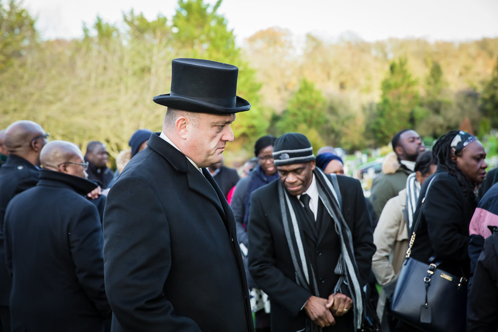 Woodcock Hill Cemetery Hertfordshire Funeral Photographer
