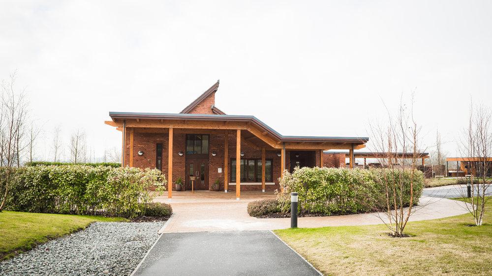 © 2019 Shaun Foulds - Great Glen Crematorium, Leicestershire