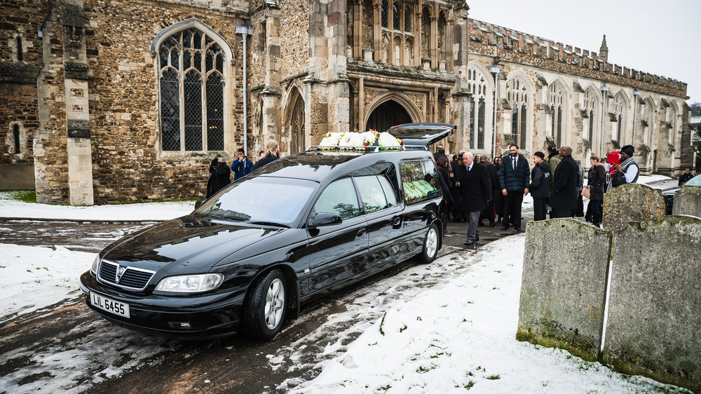 North Hertfordshire Memorial Park and Crematorium Funeral Photographer