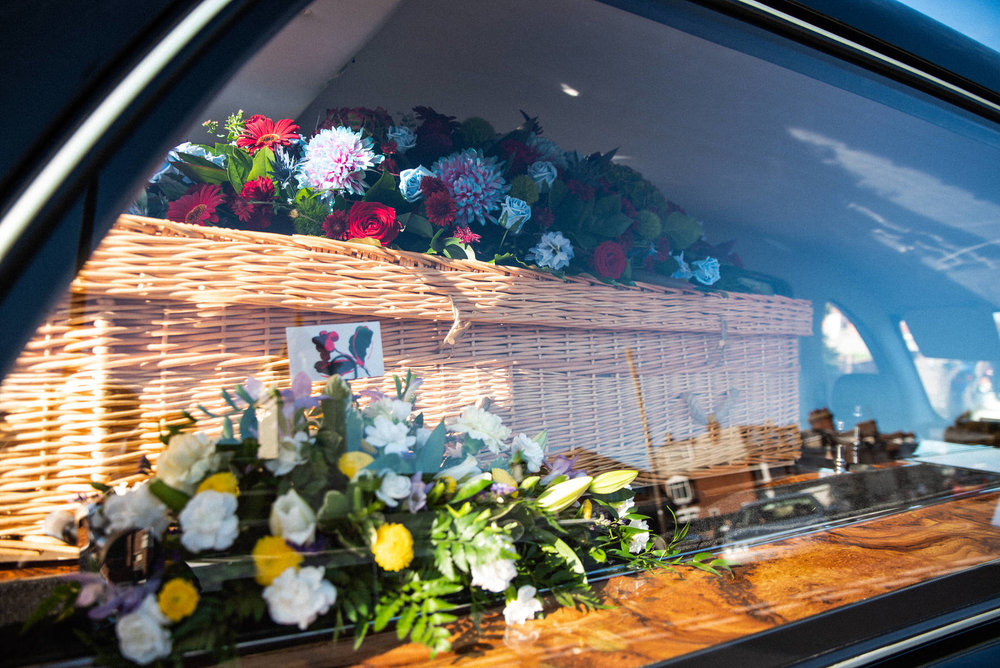 Essex Funeral Photographer and Funeral Videographer