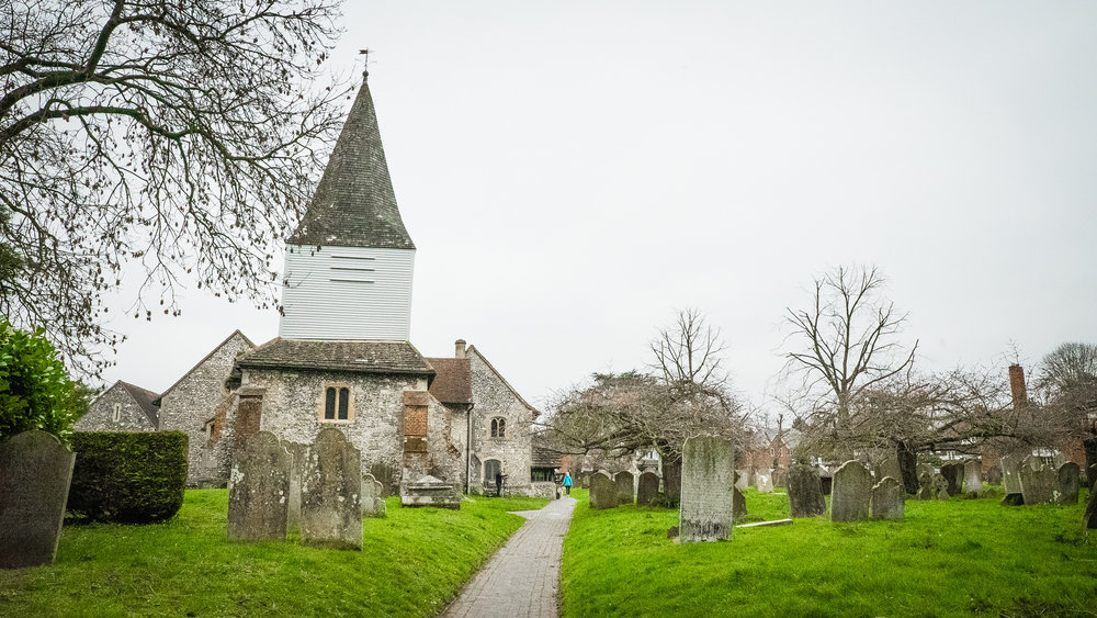 Funeral Live Streaming  at  St Nicolas Church , Lower Road, Great Bookham, Surrey KT23 3PN