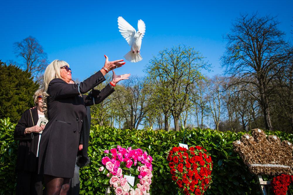 City of London Cemetery & Crematorium Funeral Photographer