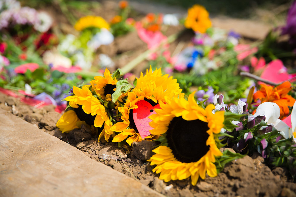 Clandon Wood Burial Grounds and Surrey Funeral Photographer