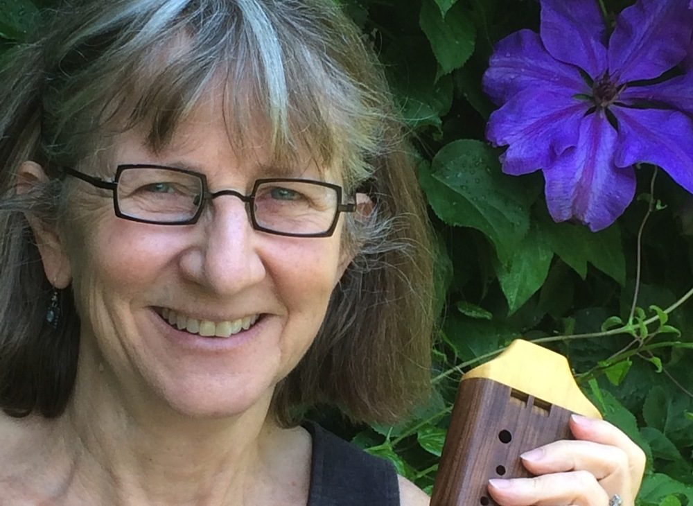 Featuring the music of Nancy Rumbel - Nancy Rumbel is a Grammy award-winning composer and recording artist based in Issaquah, WA. Her comforting music has been used in various ways to support contemplative and therapeutic practices.