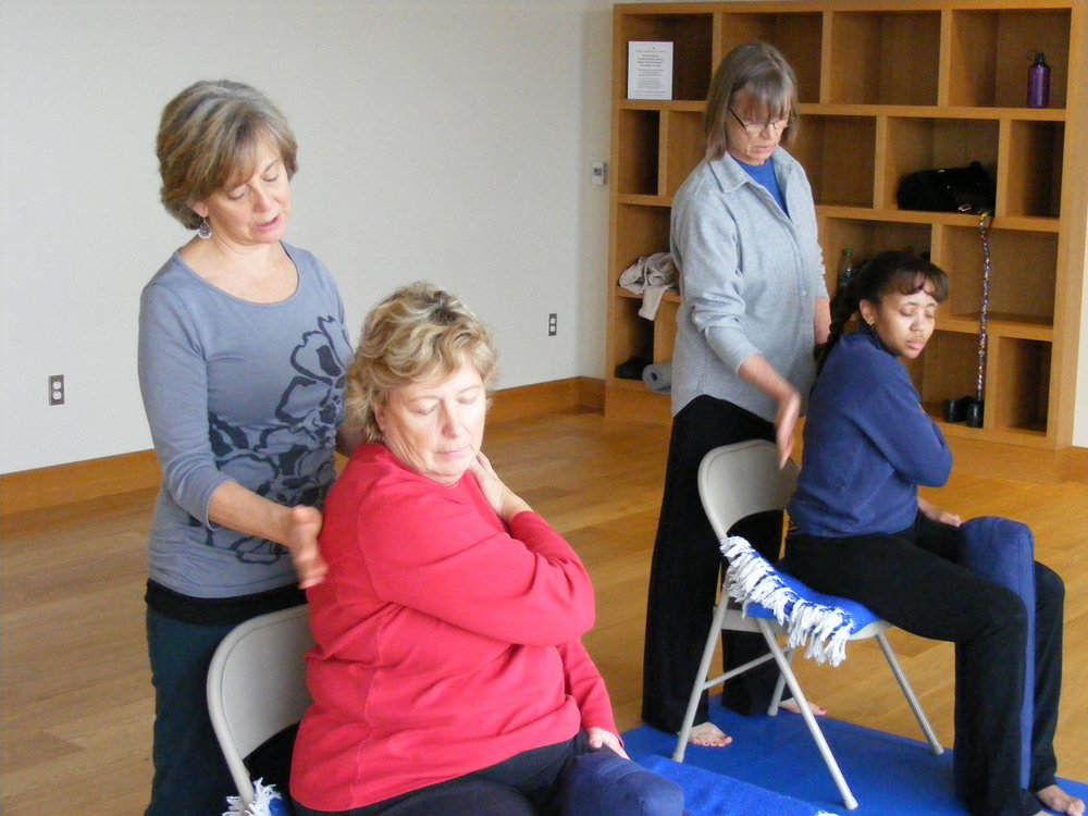 Yoga Therapy Classes -