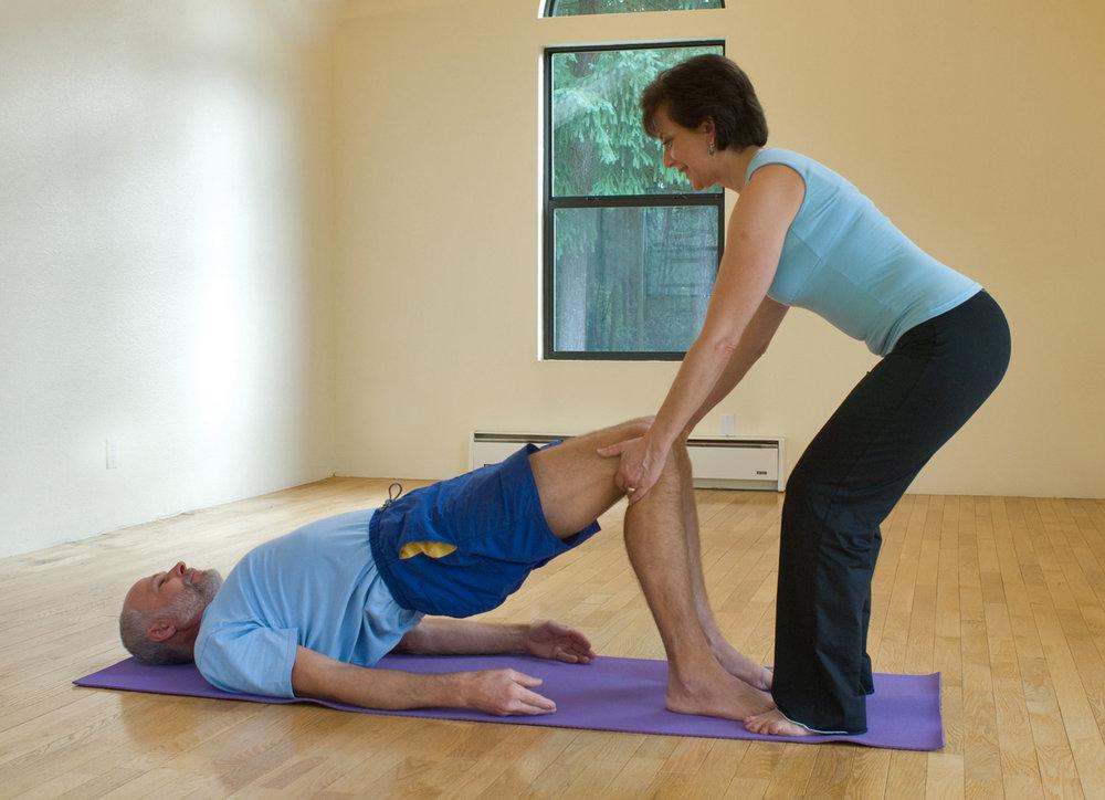 Individual Yoga Therapy -