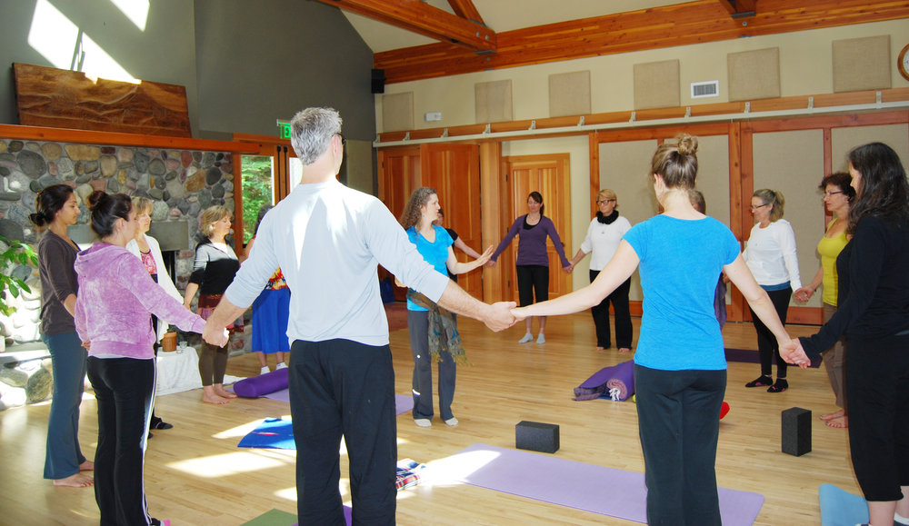 Foundations of Yoga Therapy - Last chance to join the next EYT cohort for the Accredited Yoga Therapist Training Program. Two spots available for March 15th – 24th!