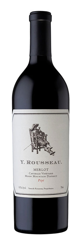 <h3>Merlot</h3><em>Pépé</em><br/> Moon Mountain District