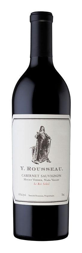<h3>Cabernet Sauvignon</h3><em>Le Roi Soleil</em><br/>Mount Veeder, Napa Valley
