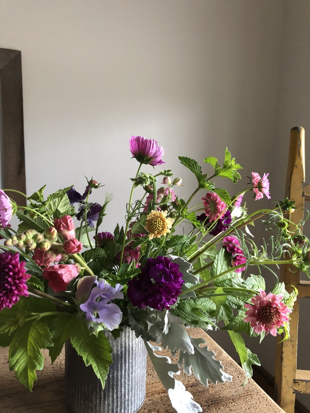 How to extend the life of your cut flowers. -