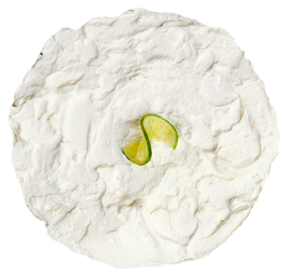 spring key lime pie gingersnap crust
