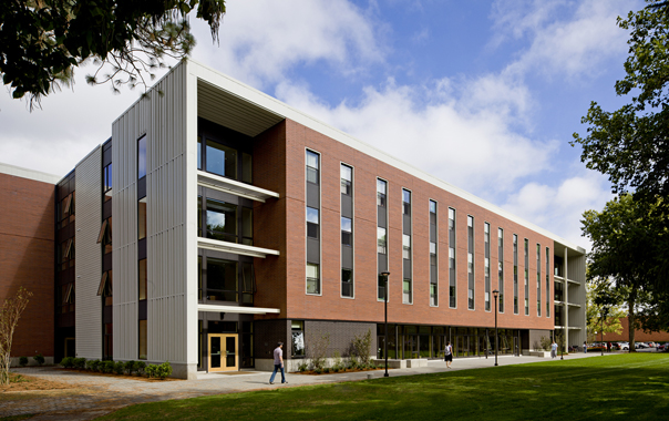 Western Oregon University – Live Learn Residence Hall