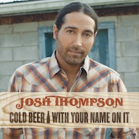 Josh Thompson at Rodeo Club