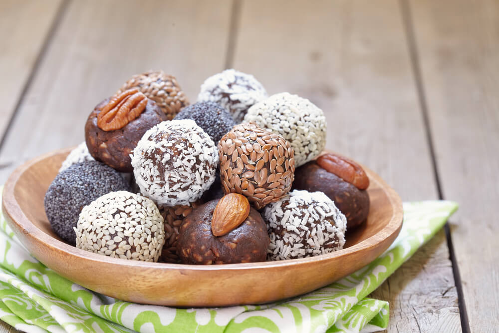 SuperFood Protein Snack Balls