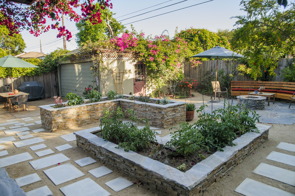 Garden Oasis BE Landscape Design