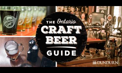 Ontario Craft Beer Guide
