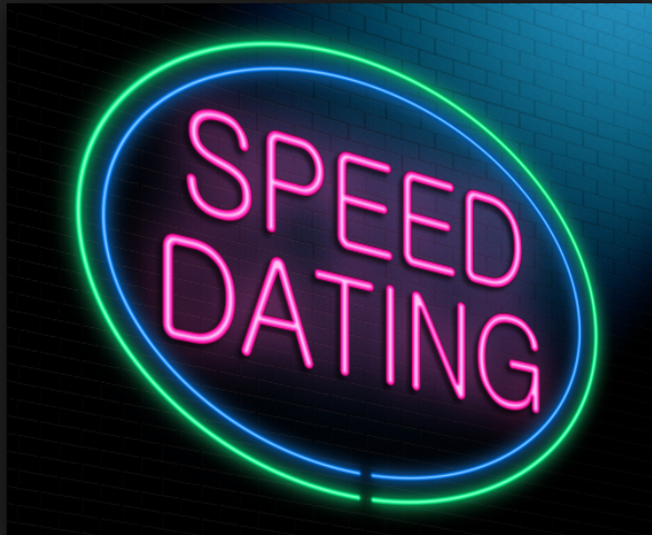 Speed dating yes dear