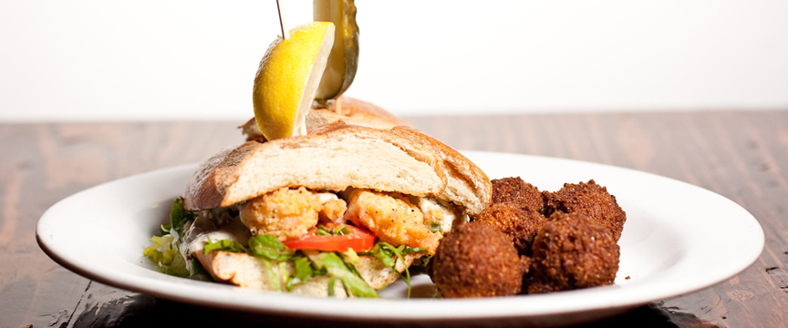 Parish Po-Boy