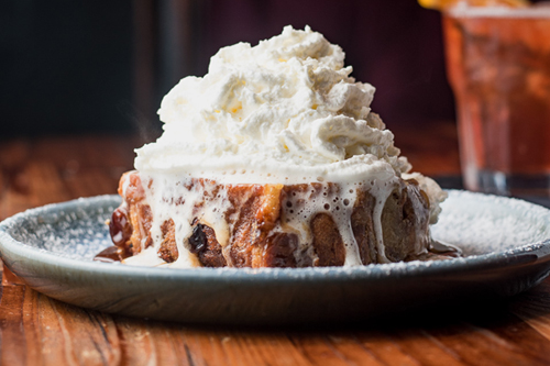 Housemade Bread Pudding