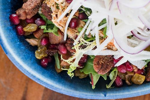 Smoked Pecan Salad