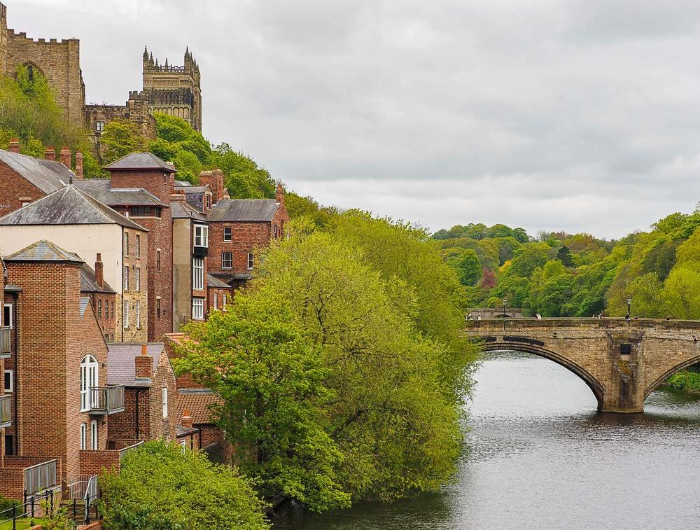 Durham, NE England