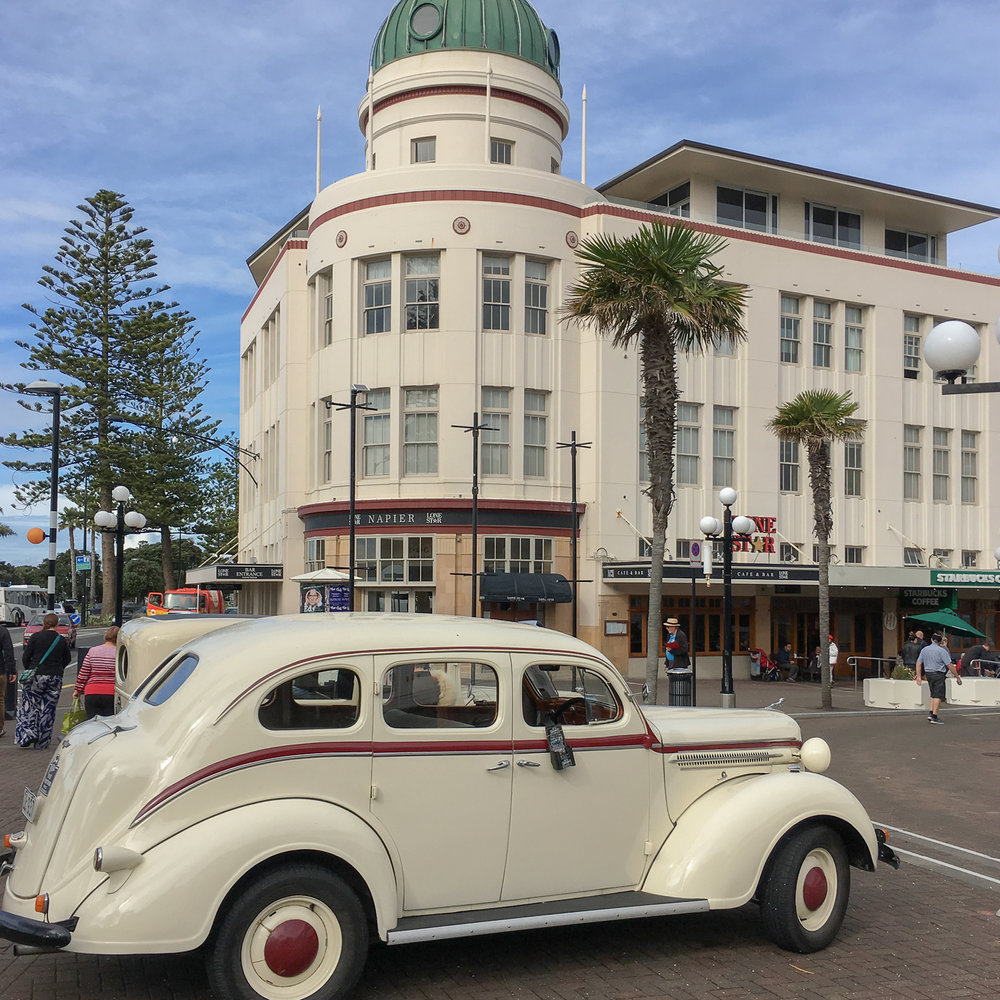 Napier. Art Deco Capital.