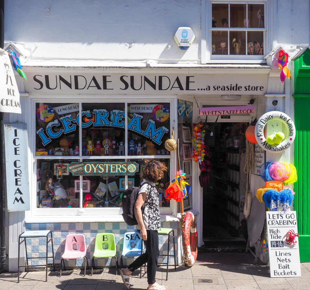 Sundae Sundae, Whitstable