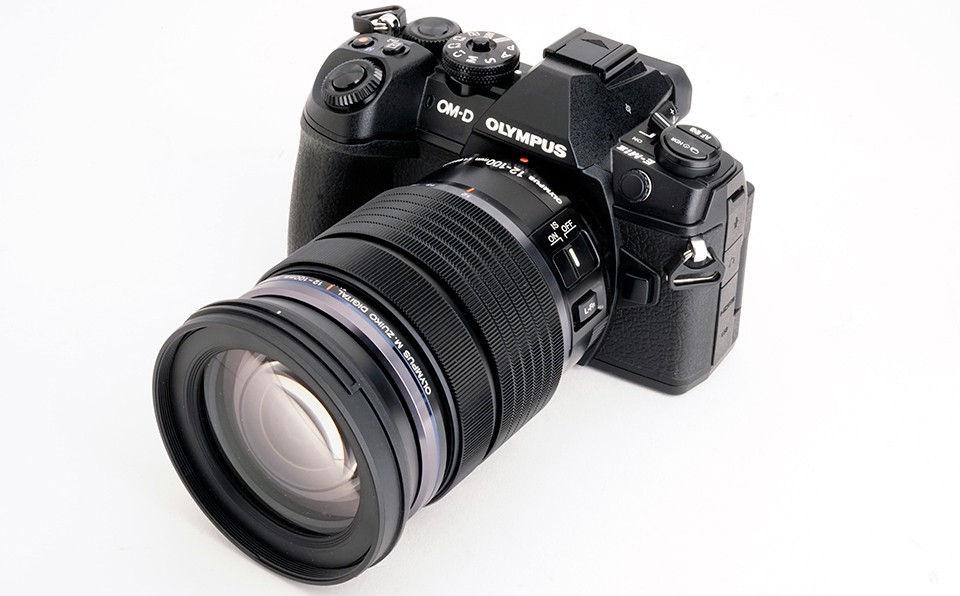 Olympus E-M1 MKII paired with Olympus 12-100mm f/4 IS PRO lens.