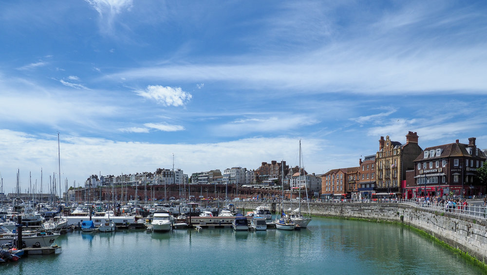 Ramsgate. Isle of Thanet, Kent, UK