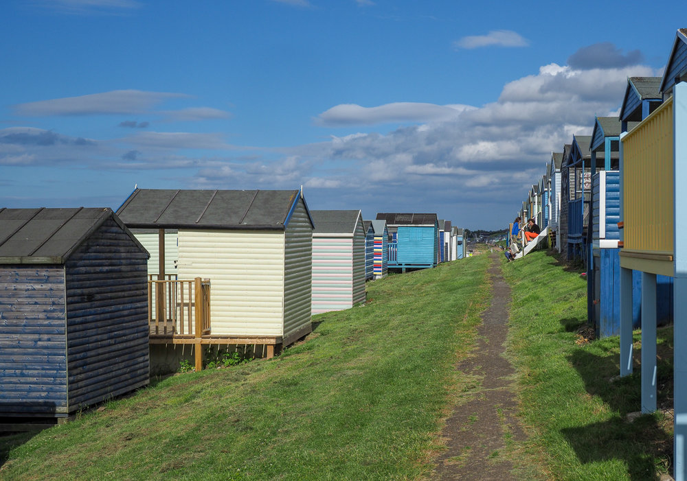 Tankerton Beach, Whitstable -