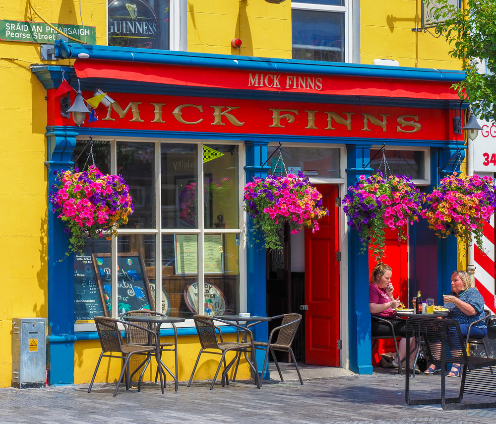 Who took the Mickey out of Mick Finn? Clonakilty, West Cork.