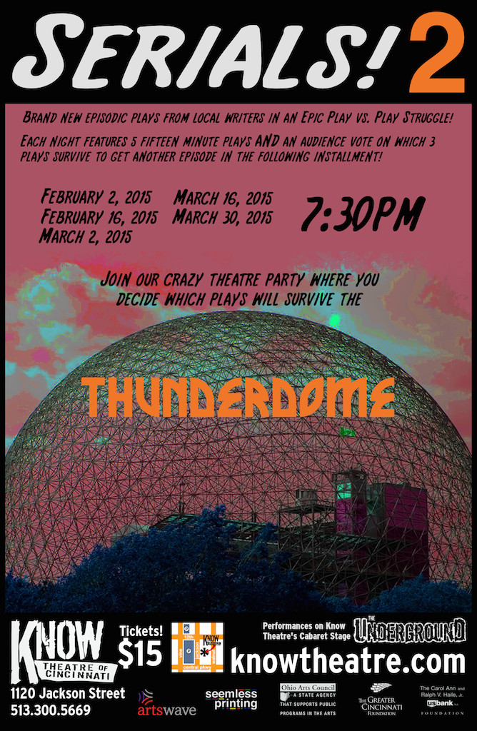 Serials2! Thunderdome