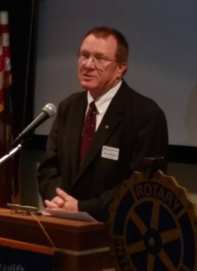 Jim Ledbetter - ITN Charleston (2015)