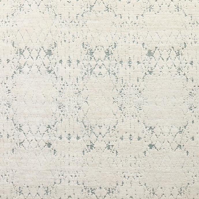 125581C  70% Wool, 30% Aloe Hand-knotted, Nepal  8 X 10,9 X 12,10 X 14,12 X 15