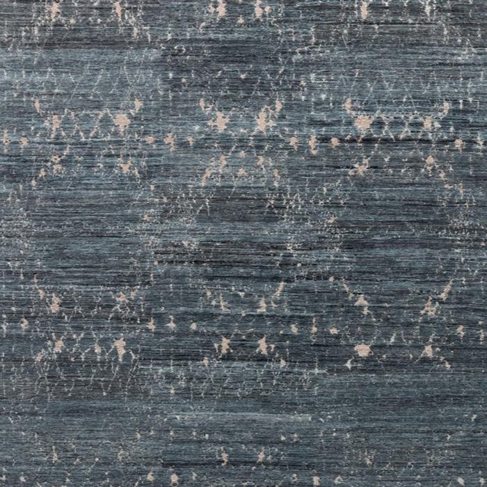 125581A  70% Wool, 30% Aloe Hand-knotted, Nepal  8 X 10,9 X 12,10 X 14,12 X 15
