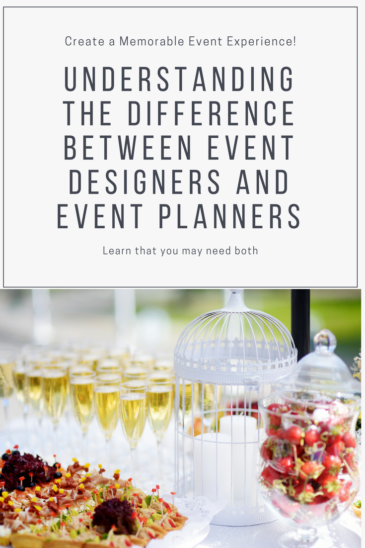 Understanding The Difference Between Event Designers And Event