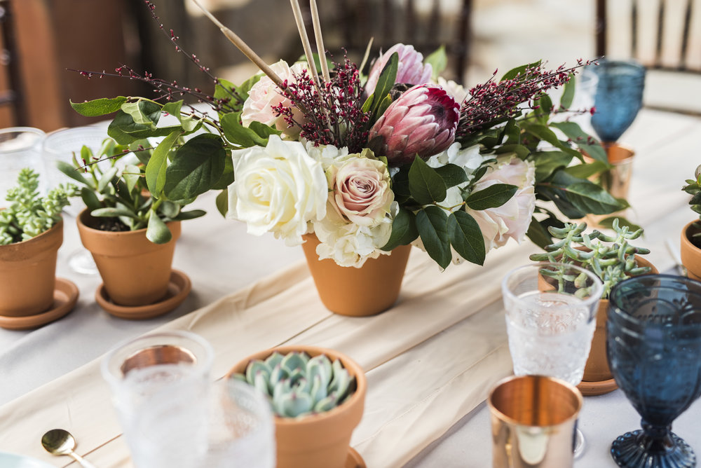 Cactus Protea Desert Inspired Wedding Decor Menu Sourisrose Rose 5.jpg