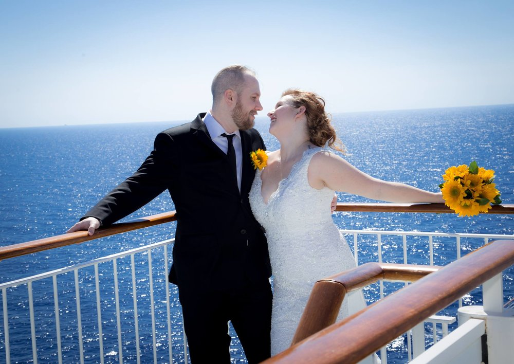 Cruise Wedding Avant-Garde Travel