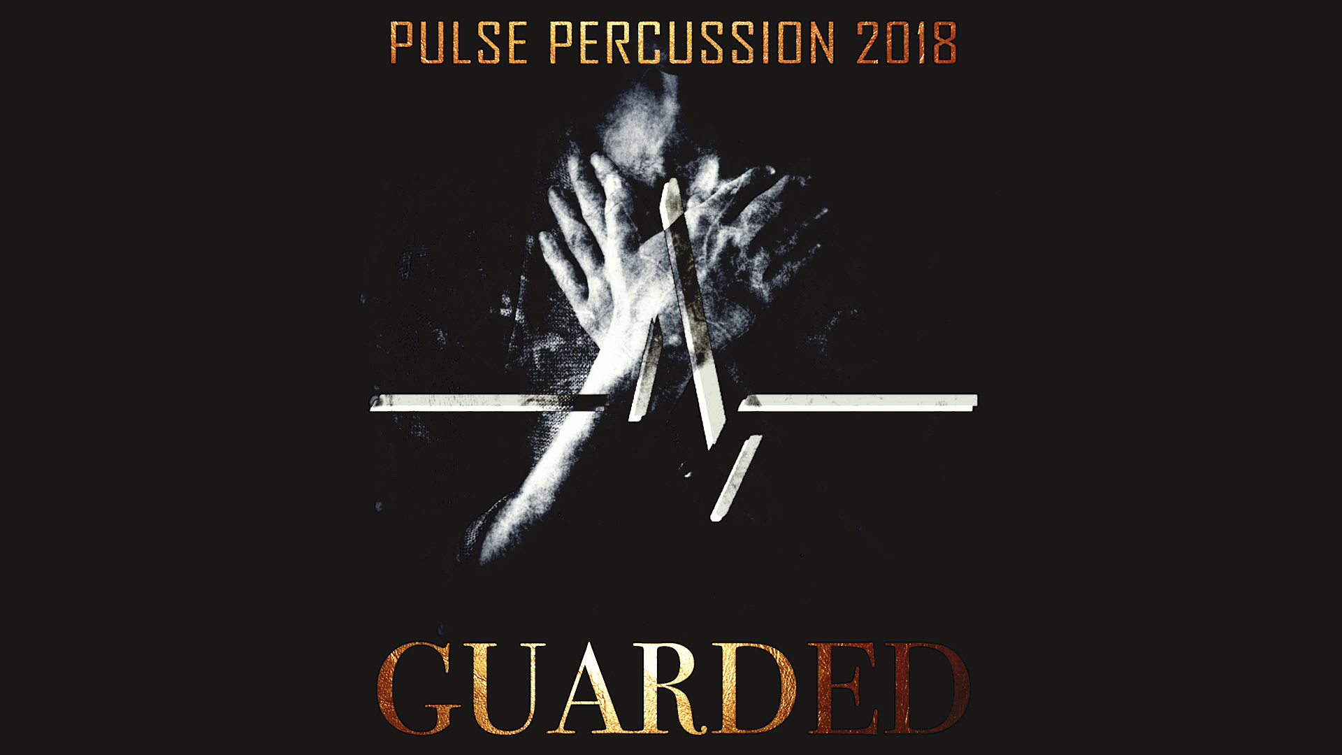 inside guarded pulse percussion