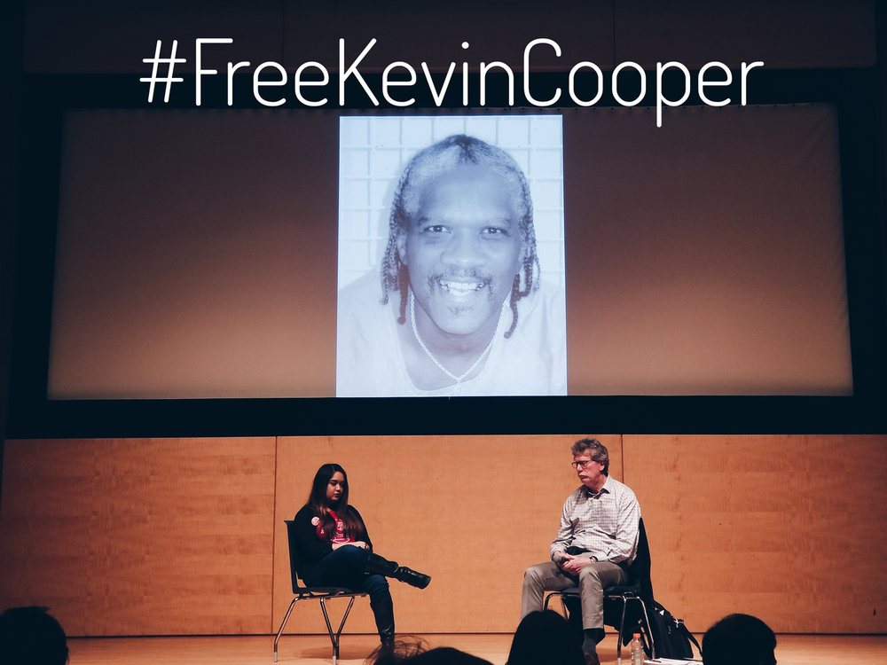 Live From Death Row: A Conversation With Kevin Cooper